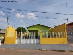 Casa Plana/Usada para Venda em Várzea Grande, Jardim dos Estados, 3 dormitórios, 1 suíte,