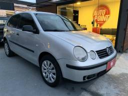 VOLKSWAGEN POLO SEDAN 1.6 8V GASOLINA 4P MANUAL - 2005