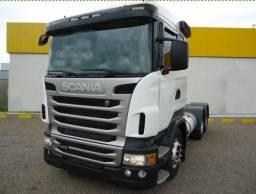 Scania r440 ano-modelo: 2013 cor, branco - 2013