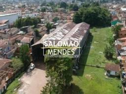 Mário Covas - 12.000 m² de terreno, 3.000 m² de galpões-Salomão Mendes Imóveis