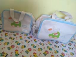 Vendo duas bolsas para criança da marca NINA e NECO