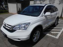 Honda Cr-V Exl Branca Flex 11/11 - 2011