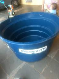 Caixa d?água 500 litros