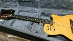 Violão godin multiac natural - violão nylon - não é fender, takamine, tanglewood
