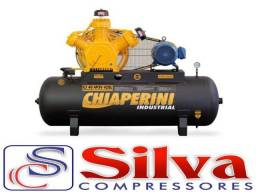Compressor de ar 40 pés 425 litros - Chiaperini