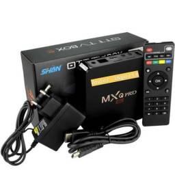 Tv Box nova com garantia