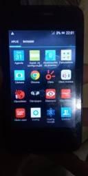 Troco os 3 celular relogio e fone Bluetooth