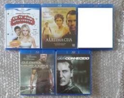 Blu-rays a R$10 cada - Itens de Colecionador - Não Lacrado - Dublado (Frete R$10*)