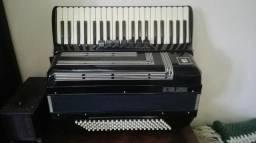 Acordeon settimio soprani 120 baixos