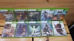Seleção de Jogos Xbox 360 - Aceito Cartão