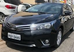 Corolla 1.8 GLI 2017 Upper Black Excelente - 2017