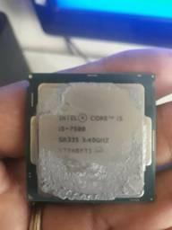 I5 sétima geração soquete 1151 ddr4