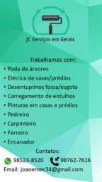 JC Serviços em Gerais