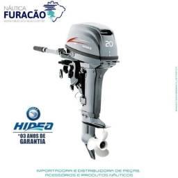 Motor de Popa Hidea 20hp (Black Friday)