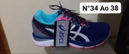 Asics, Nike e Mizuno