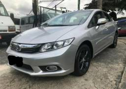 Vendo Honda Civic/Parcelado - 2013