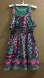 Vestido 5-6 anos (importado)