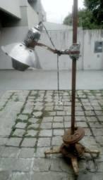 Luminária antiguidade