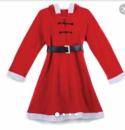 Vestido Mamãe Noel