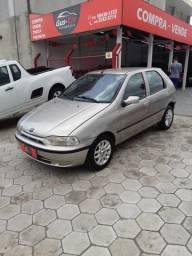 Fiat - Palio 1.0 Ex 8v Completo 2000 FINANCIA 100% - 2000