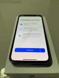 Iphone X Space 64 gb ! Tela quebrada !