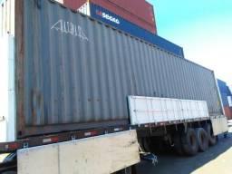 Container de 20 e 40 Pés