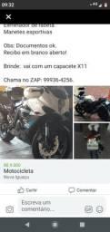 Motocicleta - 2011