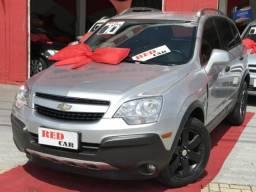 Chevrolet captiva 2010 2.4 sfi ecotec fwd 16v gasolina 4p automÁtico - 2010