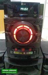 Som Mini Micro System LG CM 4520 Bom Estado