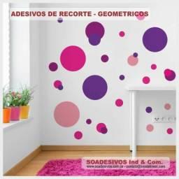 Adesivos - Kits Bolinhas