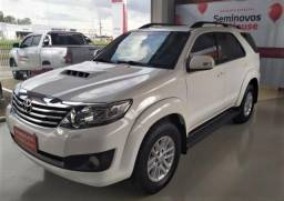 TOYOTA HILUX SW4 3.0 SRV 4X4 7 LUGARES 16V TURBO INTERCOOLER DIESEL 4P AUTOMATICO. - 2015
