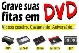 Conversão Fitas Para DVD