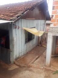 Casa de madeira péroba