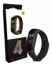 Relógio Xiaomi Band 4 Preto Novo na caixa