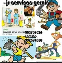 Jr serviços gerais