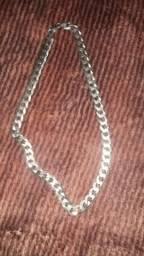 Cordão de prata 925 ( valor) 500