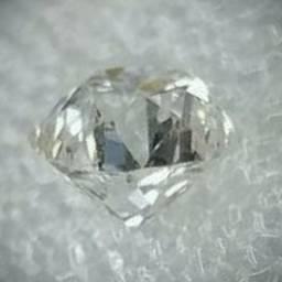Gema Diamante verdadeiro Branco classificação G, com 0,8 ct Anel solitário de alto luxo