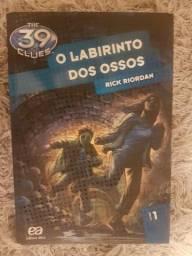 Livro: O labirinto dos ossos