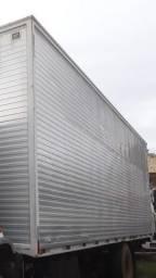 Baú de Alumínio com 8,5 m semi-novo