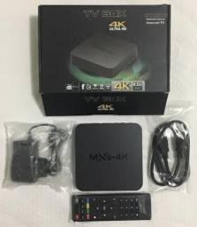 Tv Box MXQ Smart 16g 2 Ram Produto(novo zero)