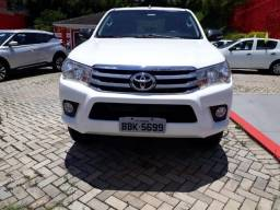 Toyota Hilux 2017 Ipva 2019 mais Trnasferencia Grtis - 2017