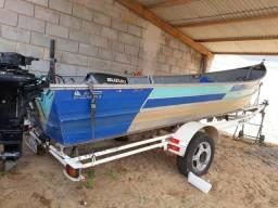 Vendo barco 5 metros completo - 2006
