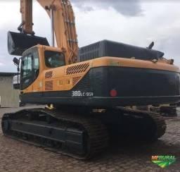 Escavadeira Hyundai R380 - Taxa 0%