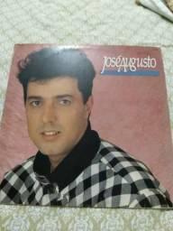 Disco Vinil Do Cantor Jose Augusto,Usado.Nacional