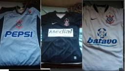 Camisas Retro Corinthians