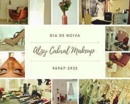 Dia de Noiva Alzy Cabral Makeup