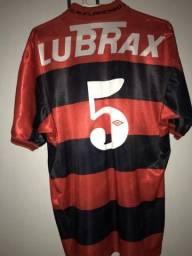 Camisa rara do Flamengo 1993 G Para colecionadores