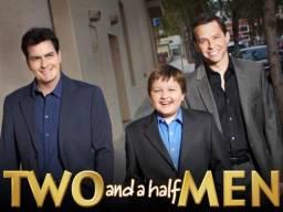 Serie Dois Homens e Meio 1° a 12 Temporada Completa