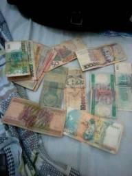 Vendo esse dinheiro antigo