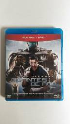 Blu-Ray Gigantes de Aço [Simples]